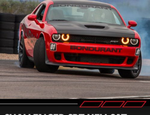High Performance Driving Courses offered by Bondurant