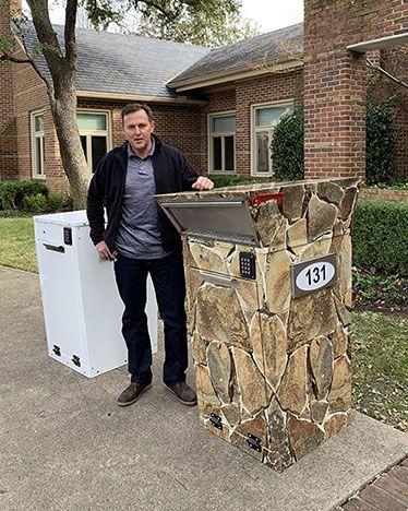 Jeff Kutas Mailbox Sentinel
