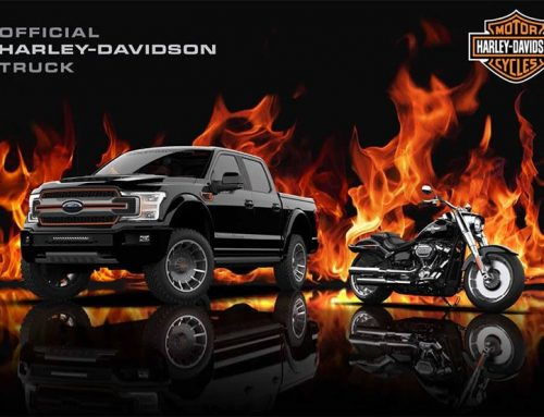 Iconic Harley-Davidson F-150 Pickup Roars Back Into Showrooms