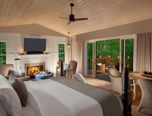L'Auberge de Sedona—A Wondrous Place To Indulge in the Art of Doing Absolutely Nothing