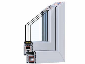 insulated energy efficient windows