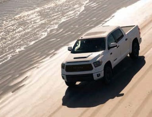 Toyota Holds Its Own with the Tundra TRD Pro