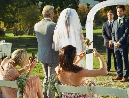 Ask Mrs. McVeigh – Wedding Etiquette for Phones and Cameras