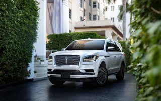 Lincoln Navigator SUV review