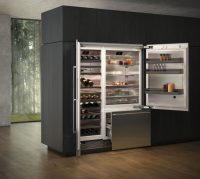 gaggenau smart fridge