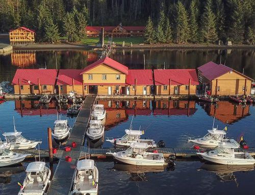 Visit the Queen Charlotte Lodge | British Columbia Travel
