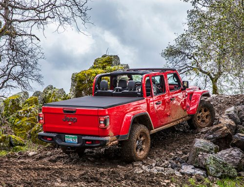 The New Jeep Gladiator Review