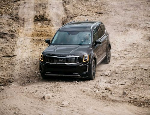SUV Of Texas 2020: Kia Telluride SX