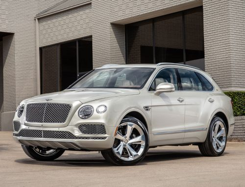 Bentley's Bentayga Stetson Special Edition