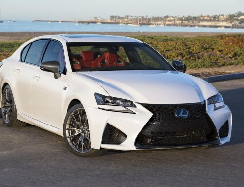 Luxury and Performance in Lexus F Vehicles