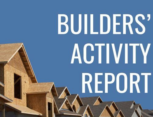January Builders' Activity Report