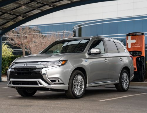 Brand Comeback: A Focus On Electric Vehicles Raises the Bar for Mitsubishi