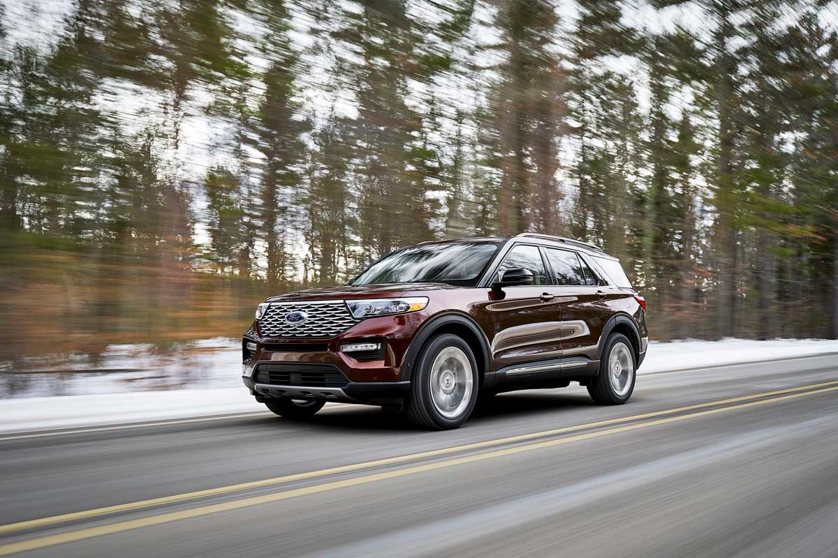 Ford Rolls Out All New Explorer and Escape