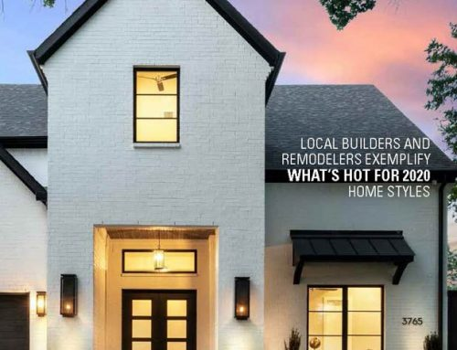 Dallas/Fort Worth Building Savvy – April 2020