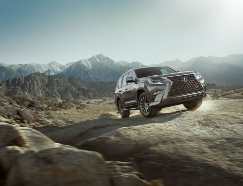 Meet The Double Agent – Lexus GX 460