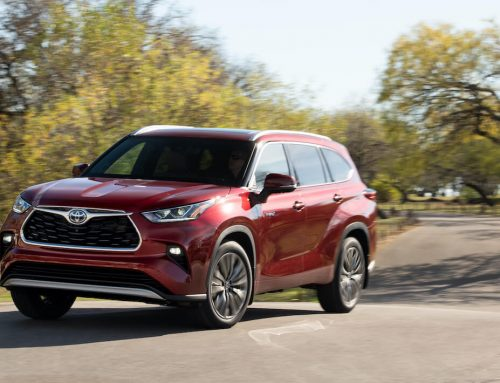 Hybrid Mid-Sizers Are Top-Sellers for Lexus and Toyota