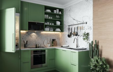 KOVA Compact Appliances offer maximum power and energy efficient solutions for smaller spaces, with a suite of cohesively designed products including wall ovens, refrigerators and vent hoods.