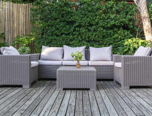 Focus Section:  Outdoor Living
